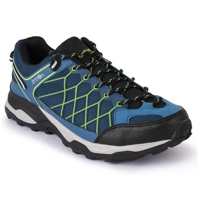 Action Shoes Men Sports Shoes 1901-Black-Royal
