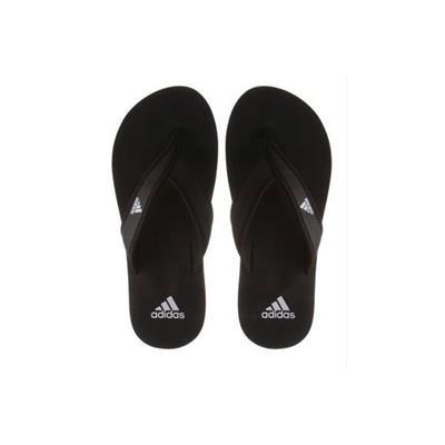 Adidas Men's Adi Rio Black Slippers & Flip Flops