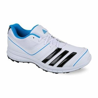 adidas Men 22Yds Trainer III White Cricket Shoes