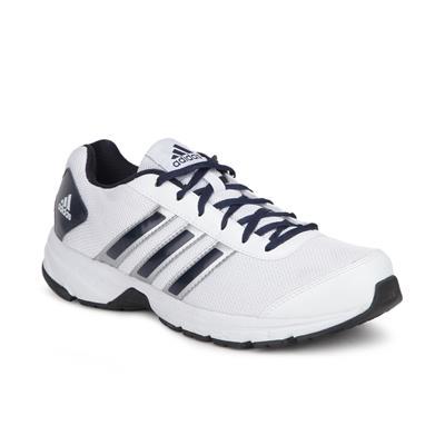 Adidas Men's Adisonic White Running Shoes