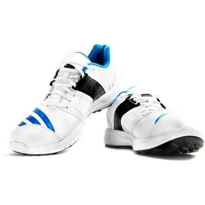 adidas Men Vector Trainer White Cricket Shoes