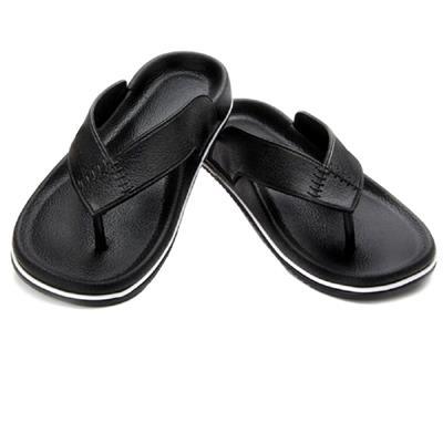 Aircum Star Men Black Slipper