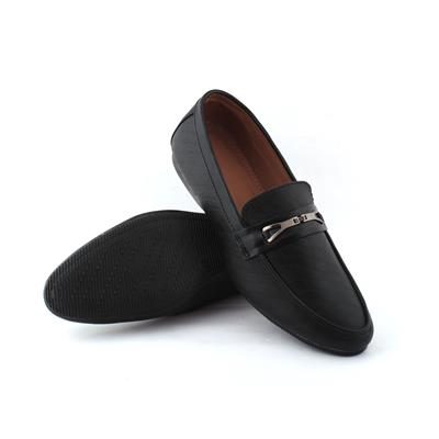 Alestino Men Leather look Casual Loafers