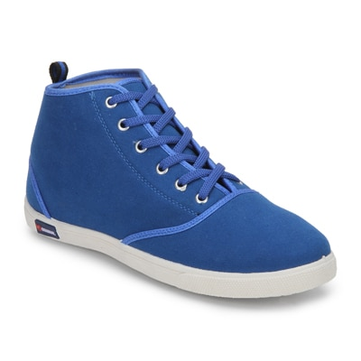 American Swan Blue Casual Shoes