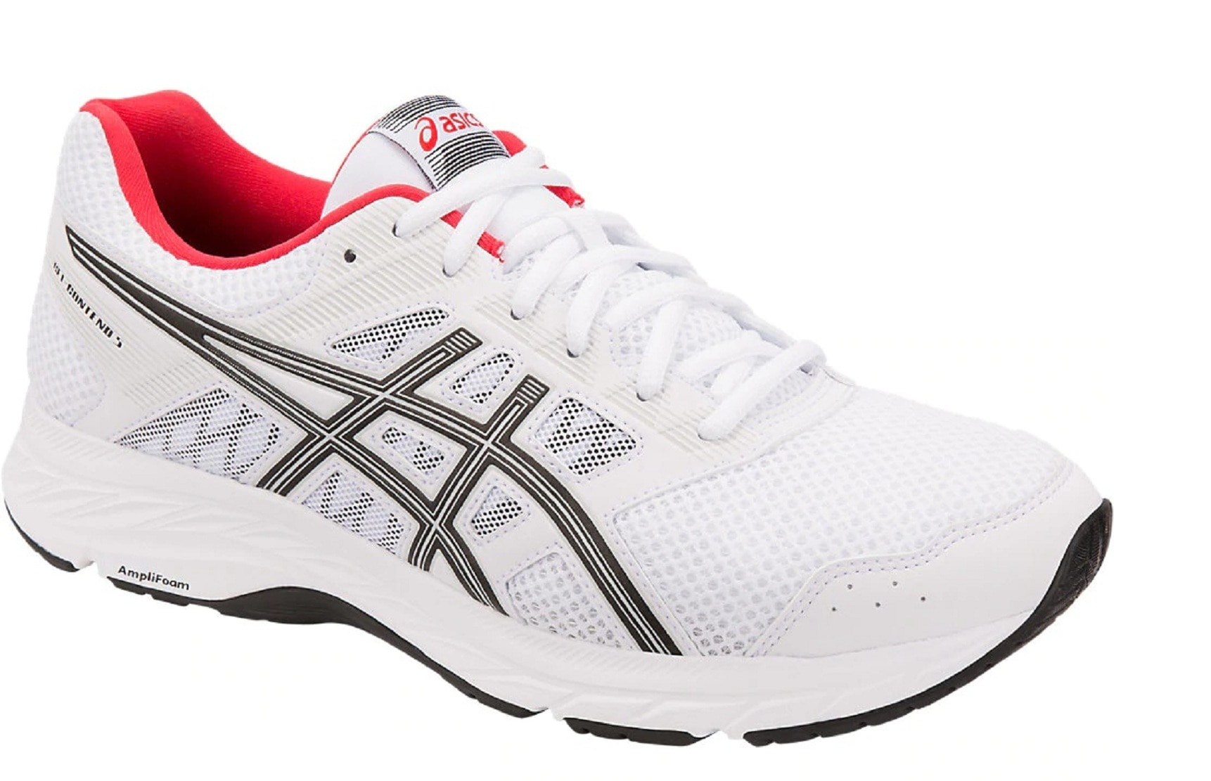 ca39d991b0ce2 Asics Patriot 8 Black Running Shoes for Men online in India at Best ...