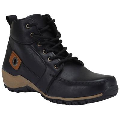 Bachini Black Boots
