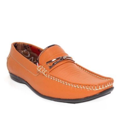 Lindeman's Yellow Loafers