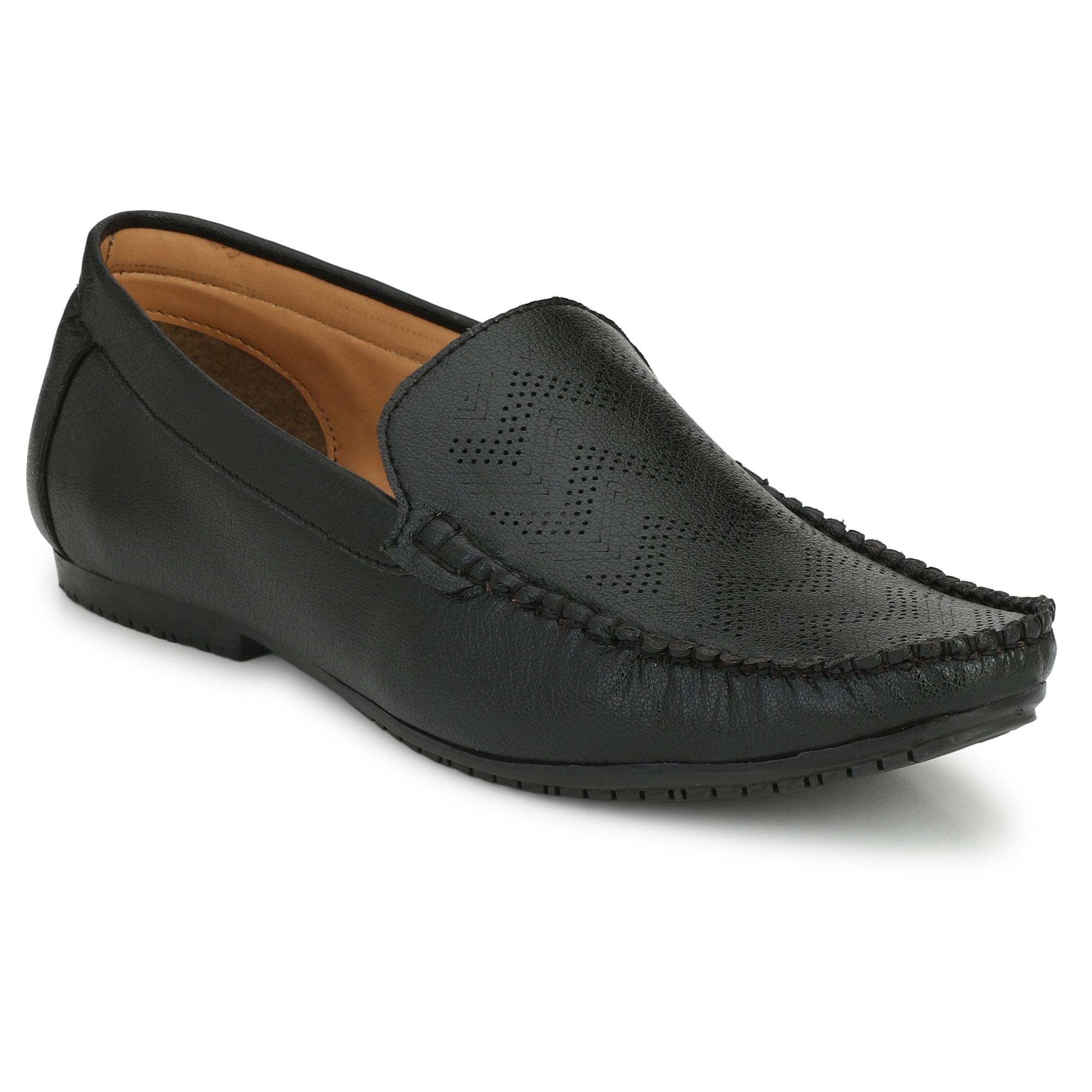 Trendigo Men Black Loafer