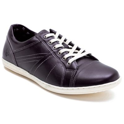 Bond Street By Red Tape Black Casual Shoes