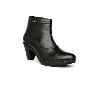 Bruno Manetti Women Black Boots