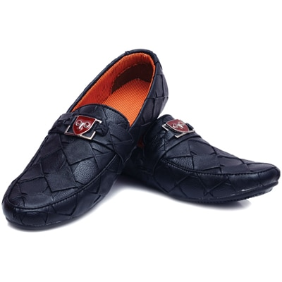 Buenos Black Loafers