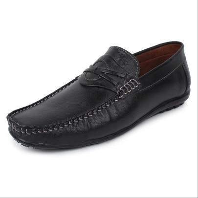 LOAFER SHOEBLACK LOAFER PARTY WEAR LOAFERLOAFER FOR MENBlack shoes casual shoes