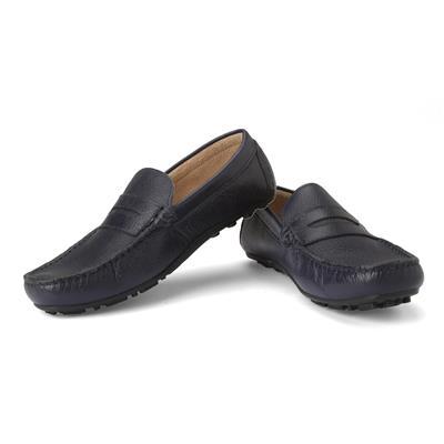 Careeno Blue Loafers