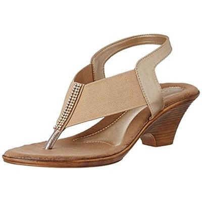 Catwalk Beige Sandals