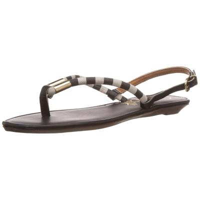 Catwalk Black Sandal