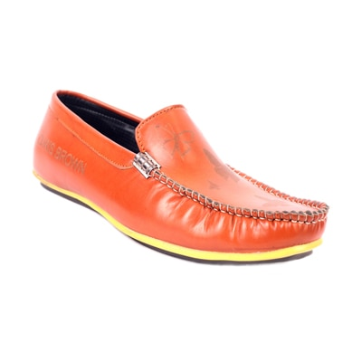 Chris Brown Brown Loafers