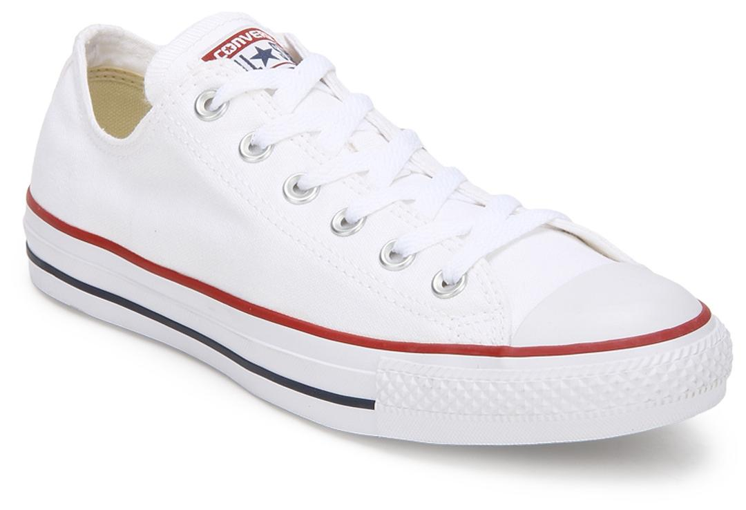 9d19f165aa7 Converse Ct Ox White Sneakers for Men online in India at Best price ...