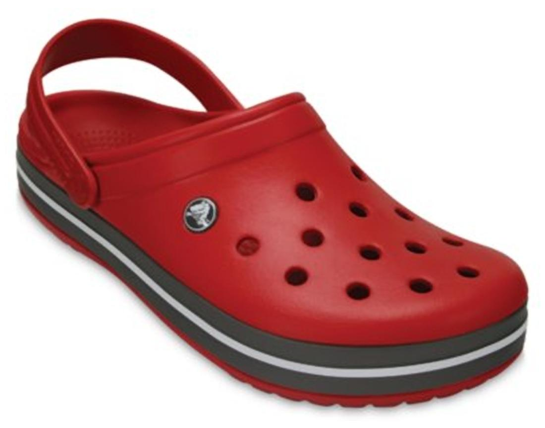 b1d995001305 Crocs Crocband Red Clog Sandals for Boys in India May