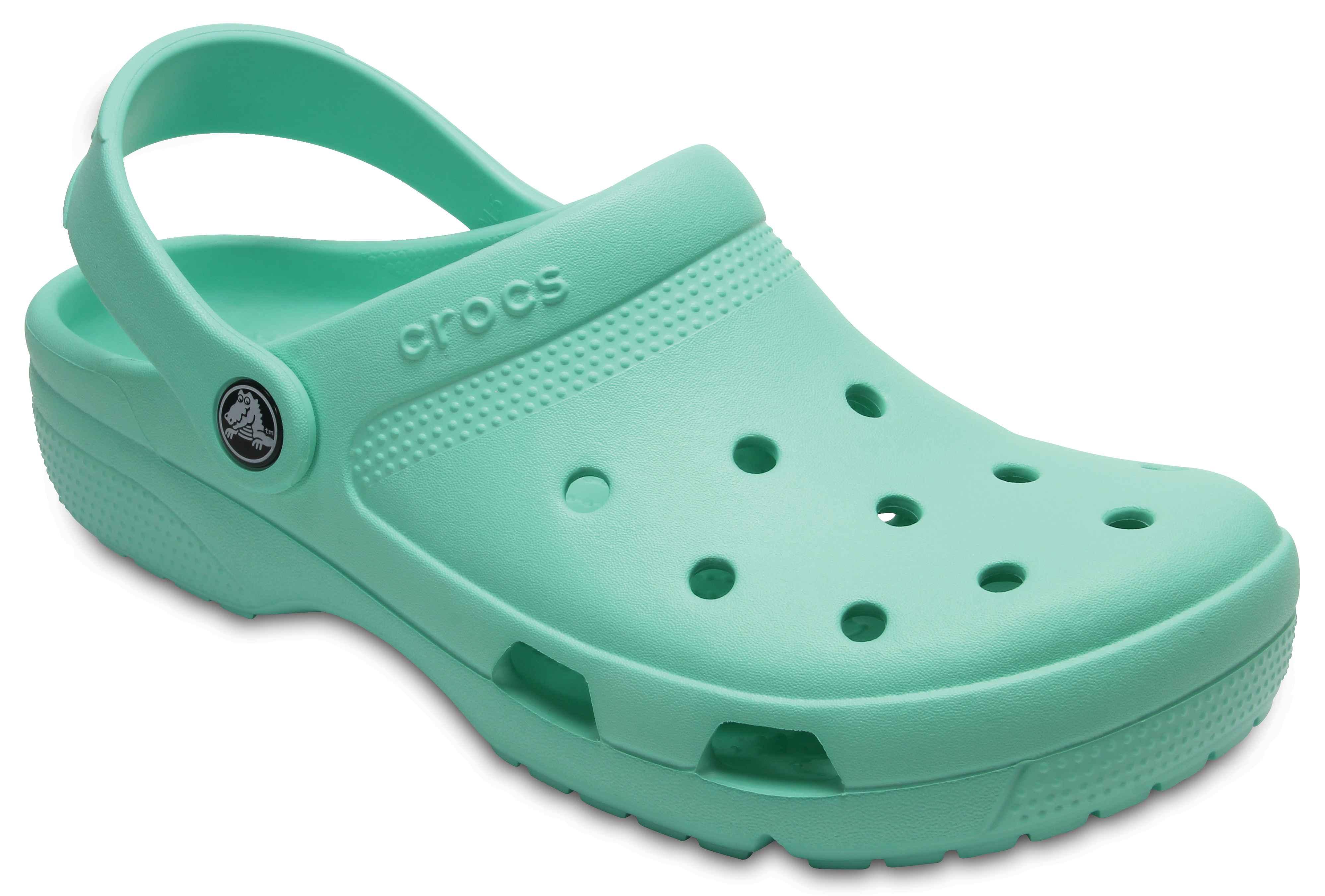 Crocs Women Blue Coast Clogs 204151-3P7