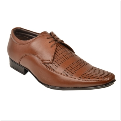 D4U Pure Leather Formal Shoes