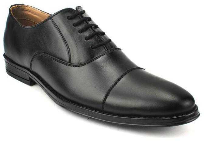 Duson Men Black Formal Shoes - Du19