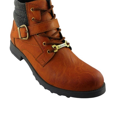 Elvace Brown Boots
