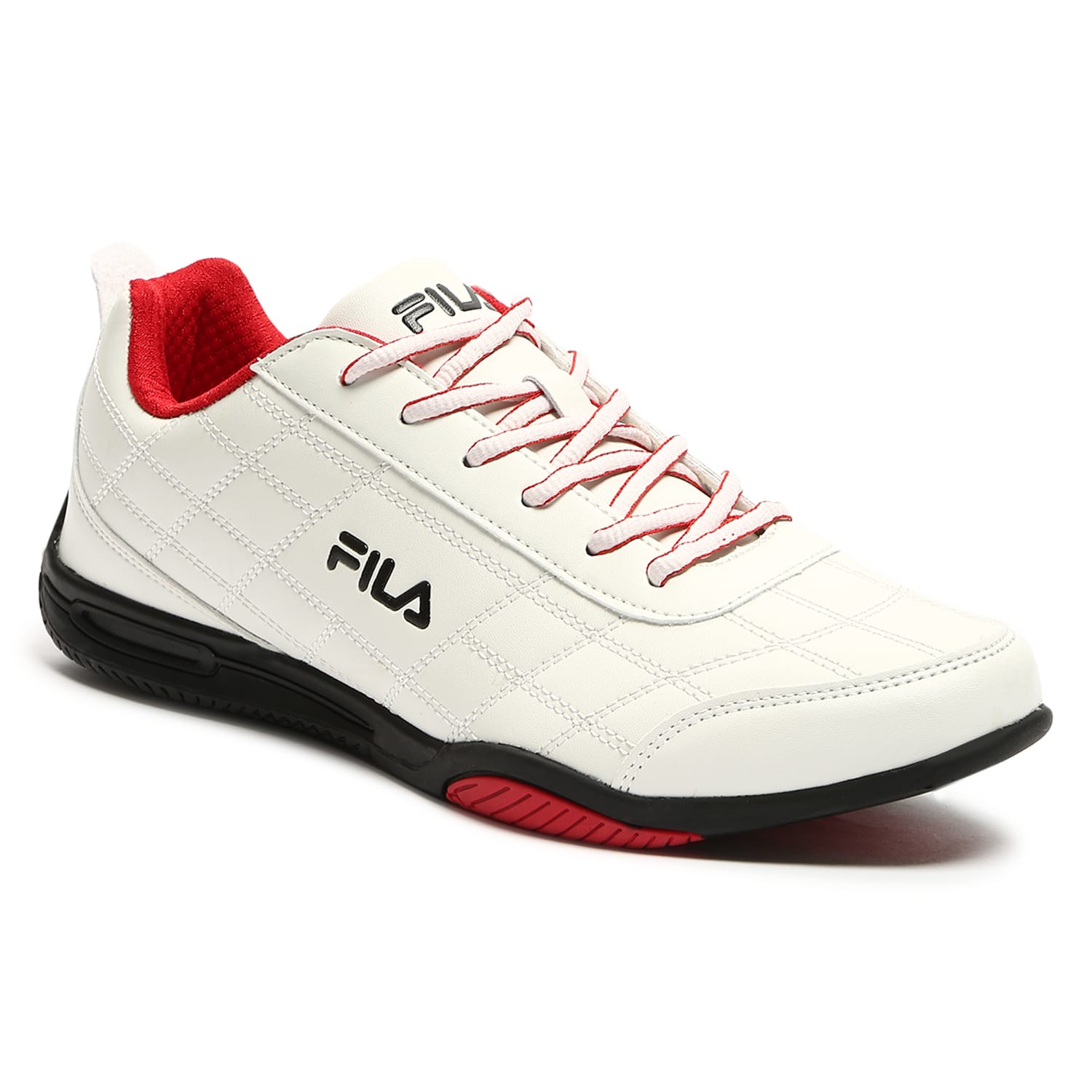 00b69cb0d596 Fila Isonzo WHITE SNEAKERS for Men online in India at Best price on ...