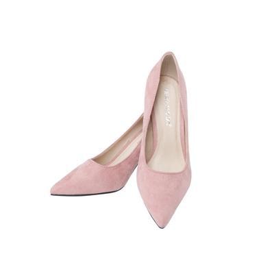 Vero Moda Women Pink Heels