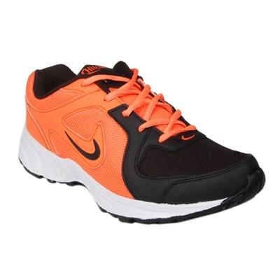 Hitcolus Orange Sport Shoes-sneakers