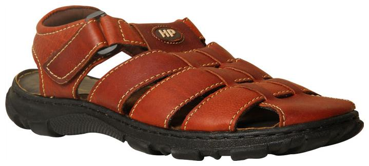 Hush Puppies Simon Brown Sandals for Men online in India at Best ... 609e646aa4