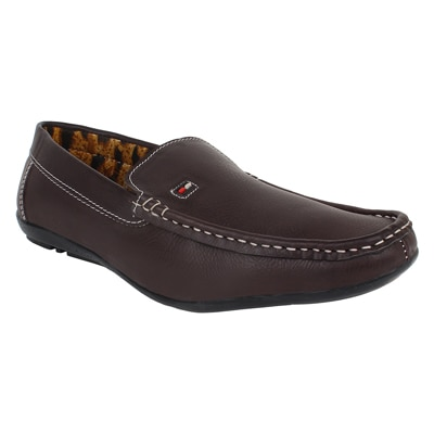 I-Sports Brown Loafers