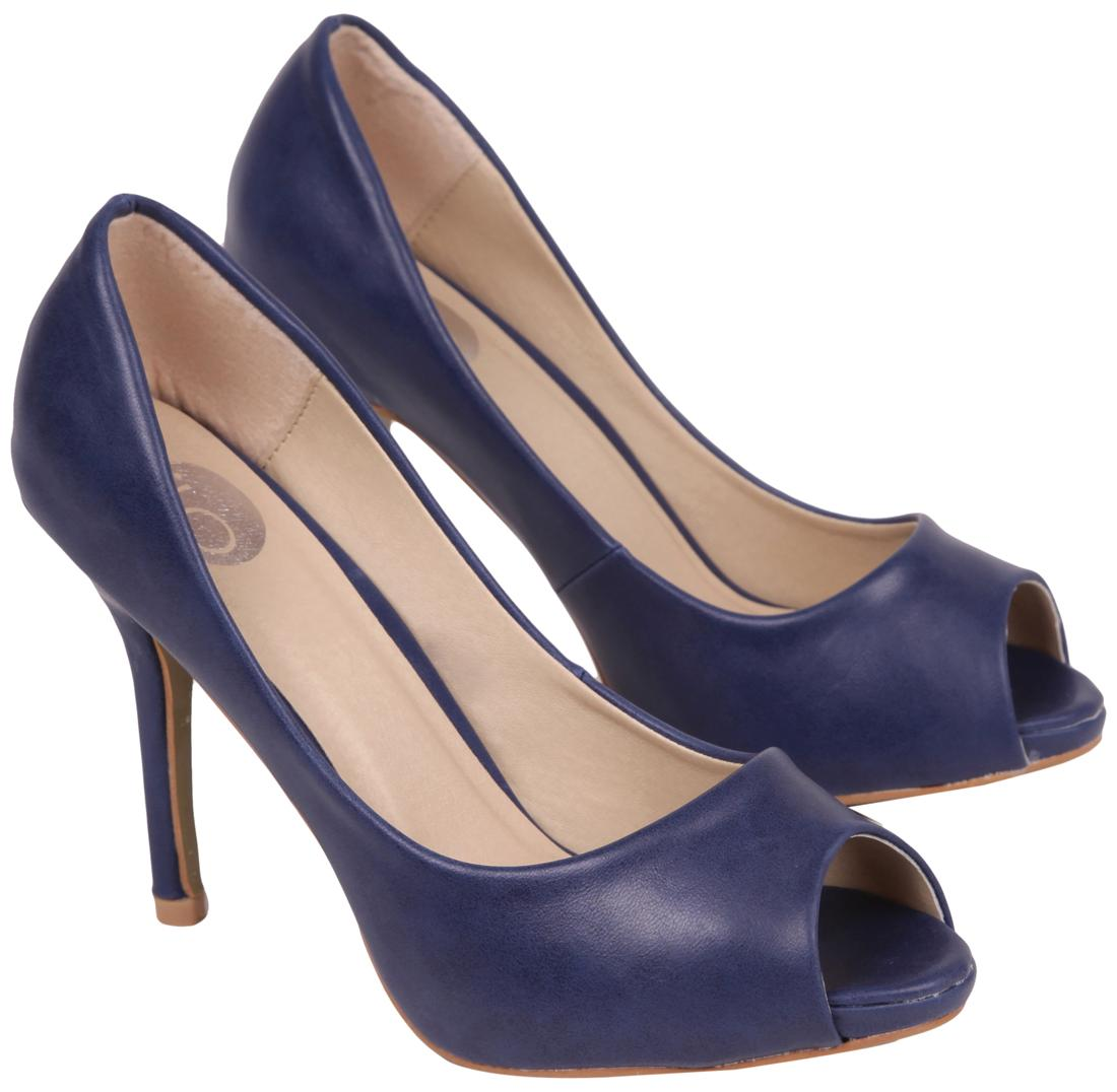 iLO Blue Heels