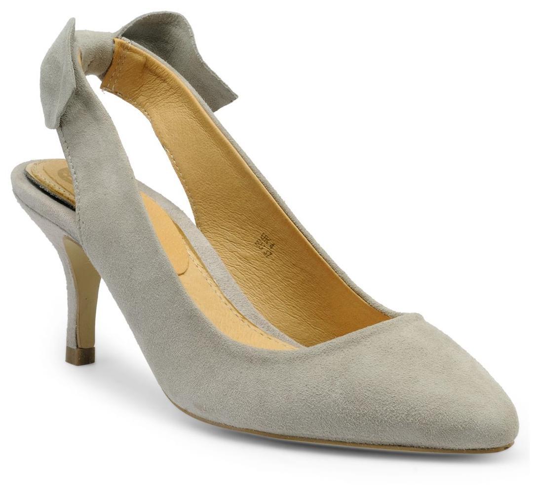 iLO Grey Heels