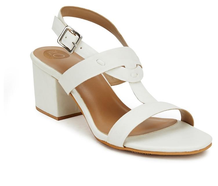 iLO White Sandals
