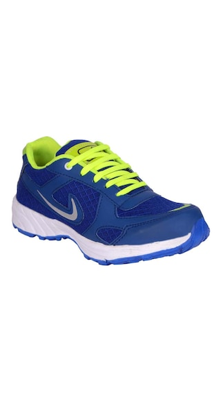 Jokatoo Sports Shoes blue and green