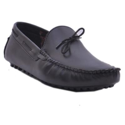 Jordan Black Loafers