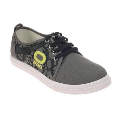 Khadim's Pro Mens Grey Sneaker Sneaker Sneakers
