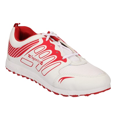 lakhani white sport shoes available at paytm for rs 499