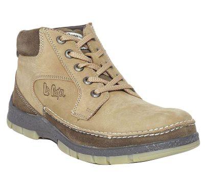 Lee Cooper Beige Casual Boot