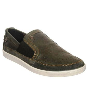 Lee Cooper Lifestyle Gray Casual Shoes
