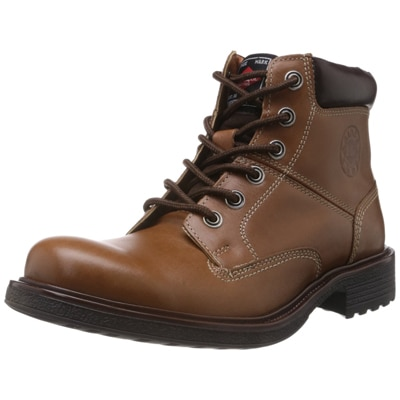 Lee Cooper Men'S Brown Leather Boots