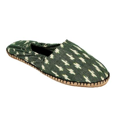 Live Ur Style LUS-ESPA 36 Green Loafers