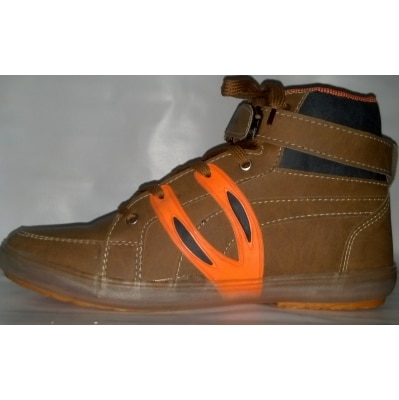 Style Footwear mens ankle casual lace up TIGER