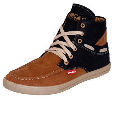 Mocas Black Men's Boots