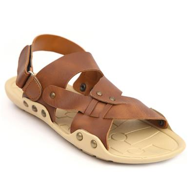 Nexa Mens Tan Sandals