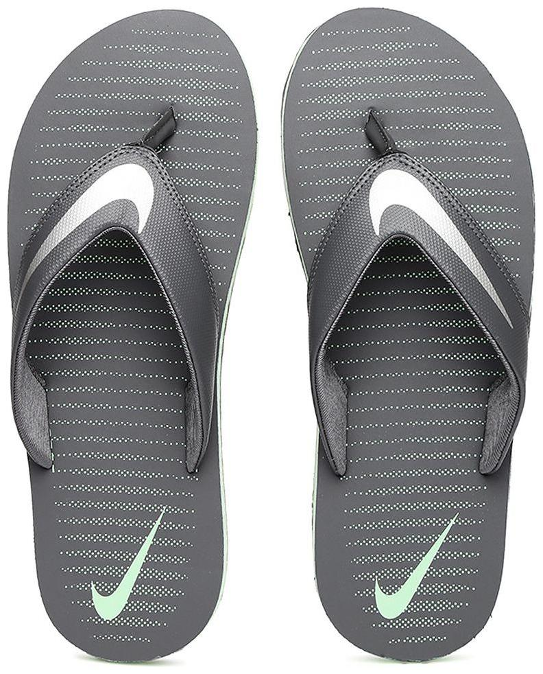 low cost 08d5b c2909 Nike Chroma Thong 4 Grey Slippers men
