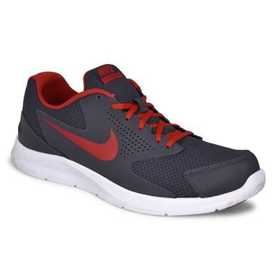 NIKE Grey Sports Shoes
