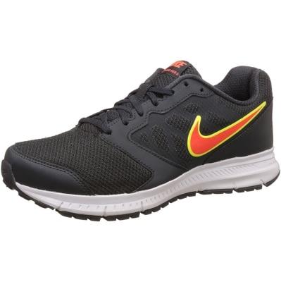 Nike Men's Downshifter 6 MSL  Anthracite TTL CRMSN- White-Vlt Running Shoes