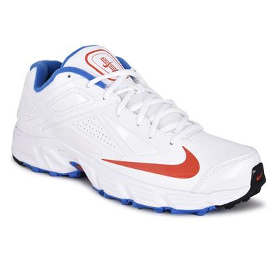 Nike Men's Potential White Cricket Shoes