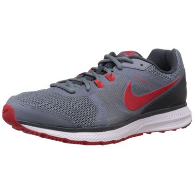 Nike Mens Zoom Winflo Grey;Red Running Shoes